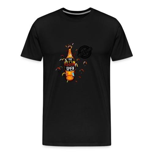 Belgian Paragliding Open - T-shirt Premium Homme
