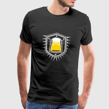 Bière - chope de bière - T-shirt Premium Homme