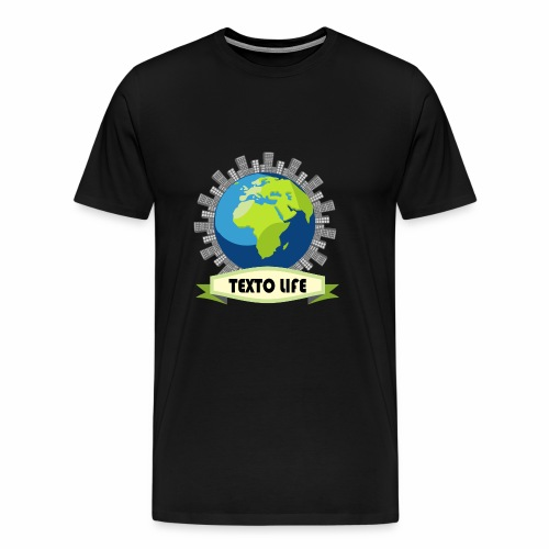 TEXTO LIFE - T-shirt Premium Homme