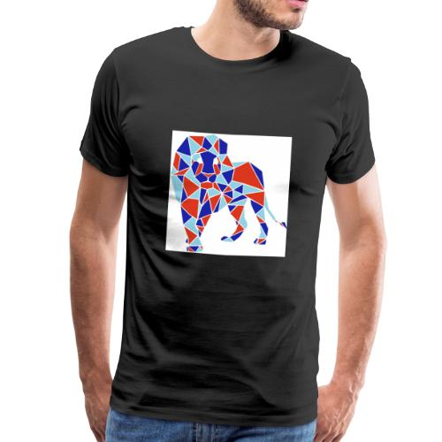 JubileeLion - Men's Premium T-Shirt