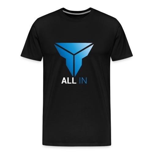 Straight - Männer Premium T-Shirt