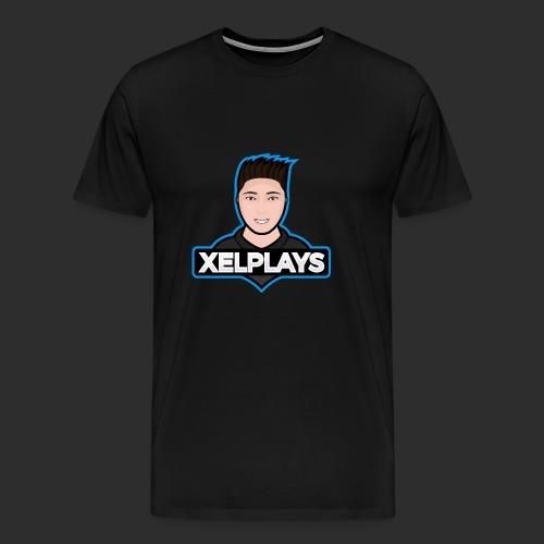 Simples Logo - Männer Premium T-Shirt