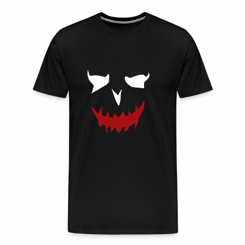 puddin face white - Männer Premium T-Shirt