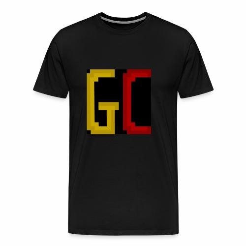 Gamecraft Logo - Men's Premium T-Shirt