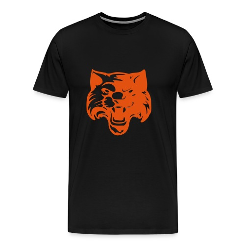 Raubkatze - Männer Premium T-Shirt
