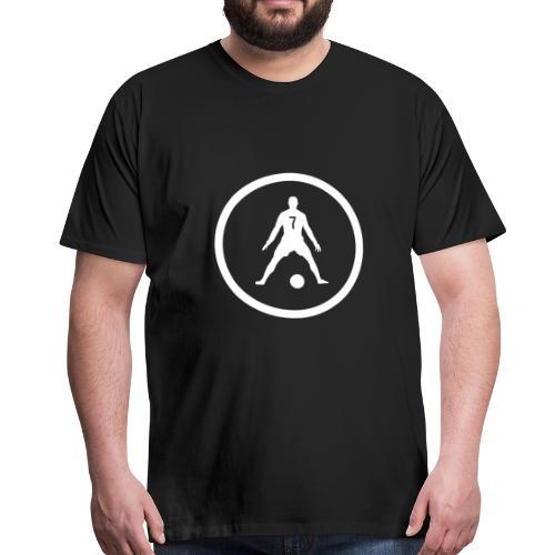 Rug nummer zeven - Männer Premium T-Shirt