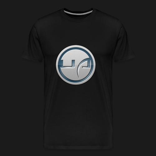 Mouse Pad with UA Logo - Men's Premium T-Shirt