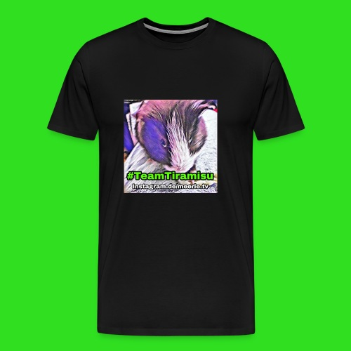 #Tiramisu - Männer Premium T-Shirt