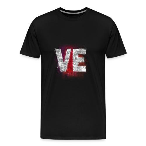 LOVE - Partnerlook Shirt 016 - Männer Premium T-Shirt