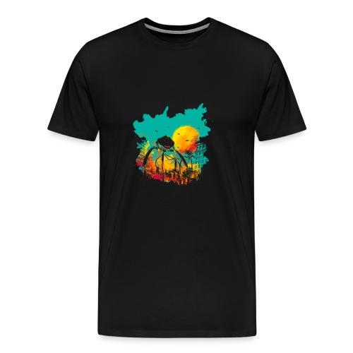 Invasion - Männer Premium T-Shirt