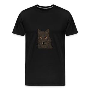HikingMantis - Herre premium T-shirt