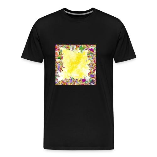 B painter 4ter.Festivités - T-shirt Premium Homme