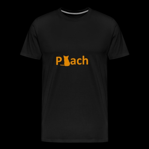 Peachcat - Men's Premium T-Shirt