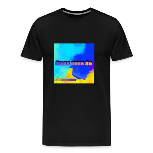 2A6CD045 CD12 4286 813E 1EB90DB0ABB9 - Männer Premium T-Shirt