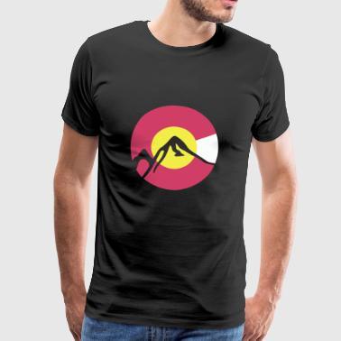Colorado Sun - Men's Premium T-Shirt