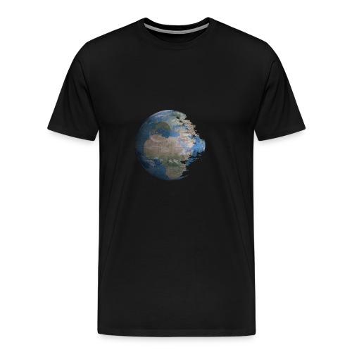 Death Earth - T-shirt Premium Homme