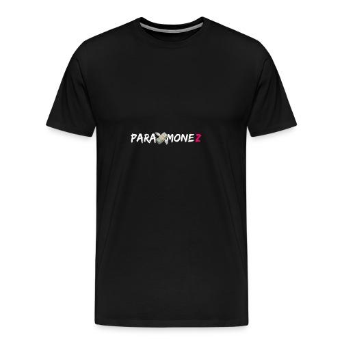 Para Monez (Weiß) - Männer Premium T-Shirt
