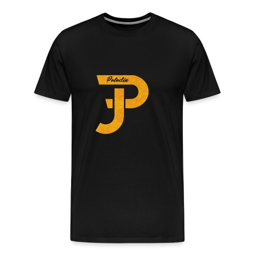 Merch gold - Männer Premium T-Shirt