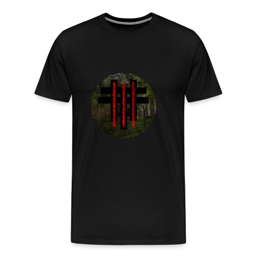 DatknessTTT Forest - Männer Premium T-Shirt