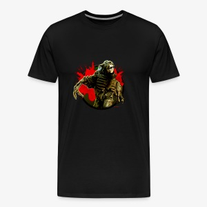 Forest Demon - Premium-T-shirt herr