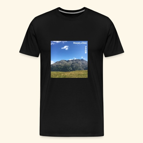 House of Dao - Top of Mountain View - Männer Premium T-Shirt