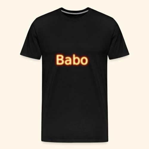 Babo - Männer Premium T-Shirt