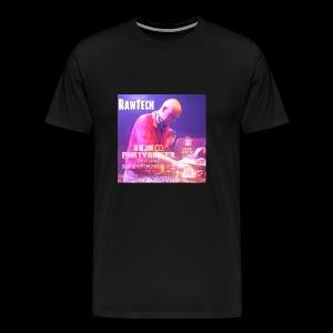 Rawtech @ BKJN vs Partyraiser festival 2018 - Mannen Premium T-shirt