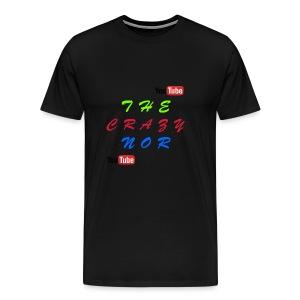 TCN-T-skjorten - Premium T-skjorte for menn