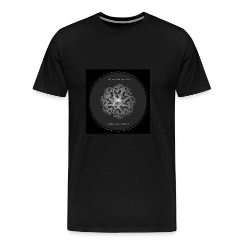 Välviljans Fascism - Premium-T-shirt herr