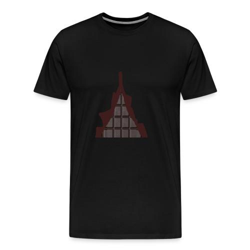 Vraiment, tablette de chocolat ! - T-shirt Premium Homme