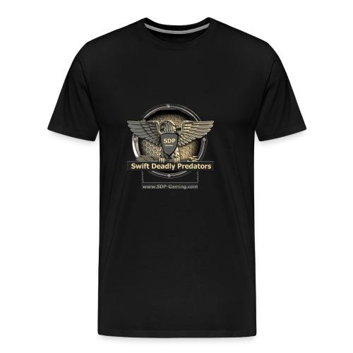 SDP-Gaming.com - Recruiter Shirts - Mannen Premium T-shirt