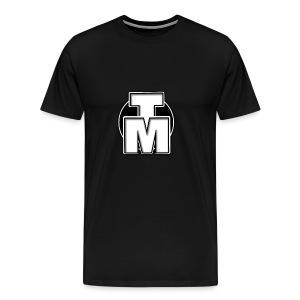 Taskmask Cap - Mannen Premium T-shirt