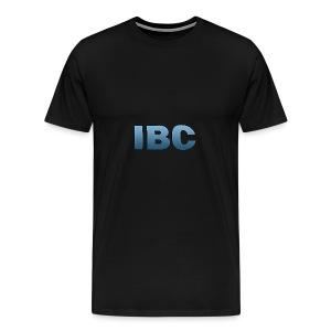 Ibc Shirt t/m maat 164 - Mannen Premium T-shirt