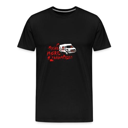 Send More Paramedics - Men's Premium T-Shirt