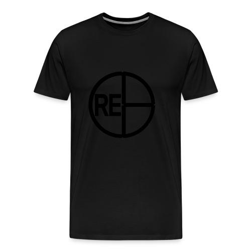 CRE8LogoBlack - Men's Premium T-Shirt