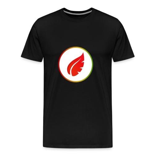 Red Autumn - T-shirt Premium Homme