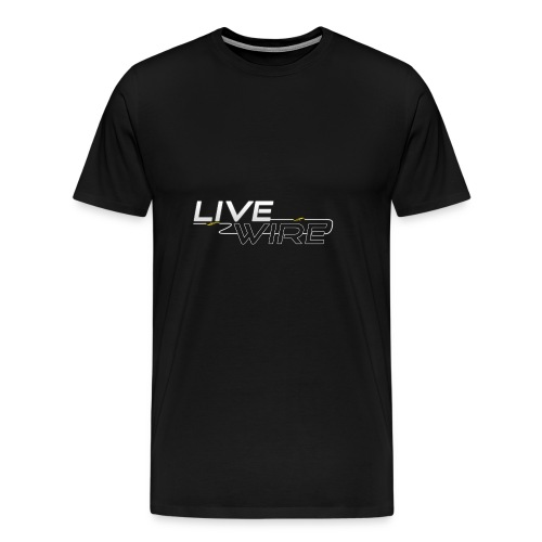 YT_Watermark - Men's Premium T-Shirt