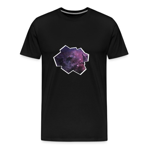 Space window - Men's Premium T-Shirt