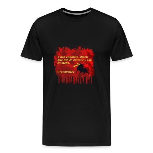 Tauromaquia - Camiseta premium hombre