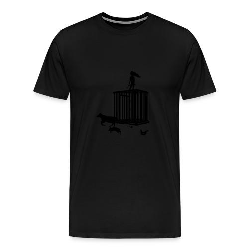 Strong Woman - Herre premium T-shirt