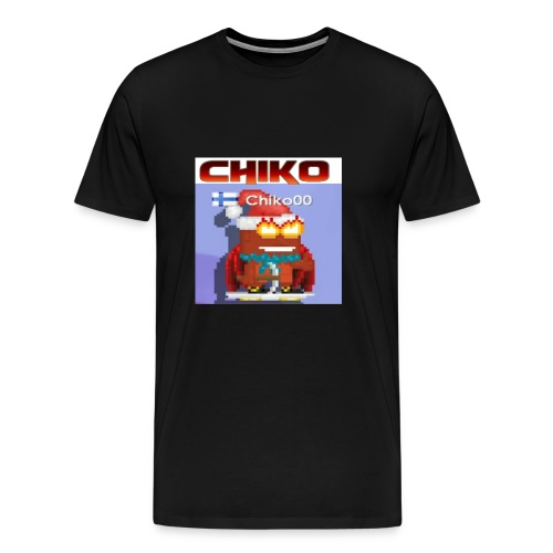 chiko00 fain juttuja :D - Men's Premium T-Shirt