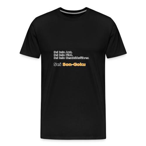 AOS - Son Goku - Männer Premium T-Shirt