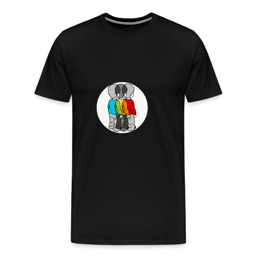 Roygbiv - Men's Premium T-Shirt