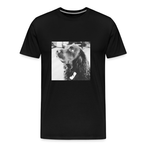 The dog of dreams - Men's Premium T-Shirt
