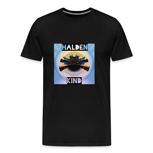 Halden Kind - Männer Premium T-Shirt