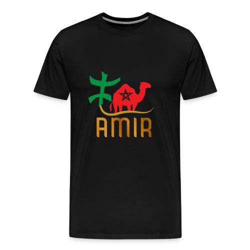 amir - Maglietta Premium da uomo