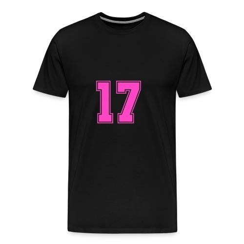 #17 - Miesten premium t-paita