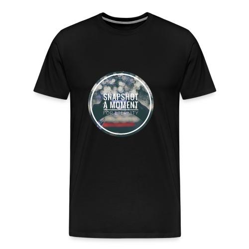snapshot eternity - Männer Premium T-Shirt