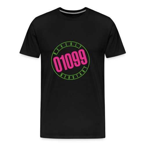 01099 Beverly Neustadt - Männer Premium T-Shirt