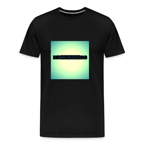 ITS ARMANDO design - Men's Premium T-Shirt